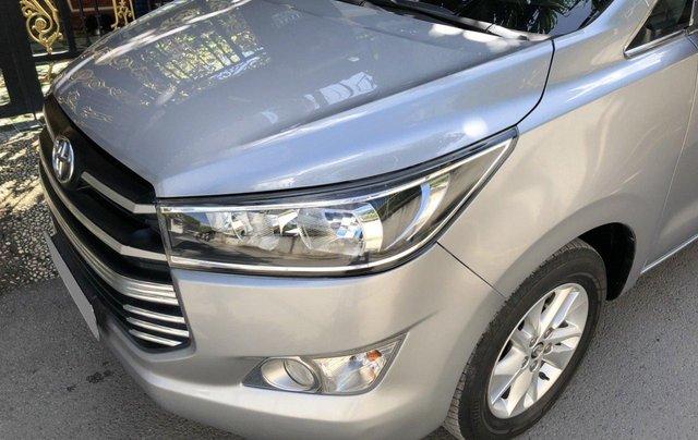 Bán Toyota Innova 2018 dk 2019 số sàn màu xám chính chủ6
