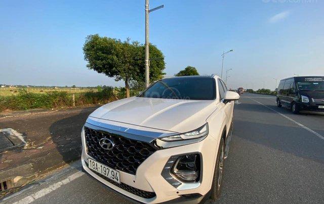 Cần bán nhanh với giá ưu đãi nhất chiếc Hyundai Santa Fe Premium 2.2 sản xuất 20200