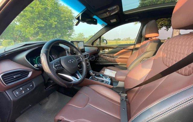 Cần bán nhanh với giá ưu đãi nhất chiếc Hyundai Santa Fe Premium 2.2 sản xuất 20206