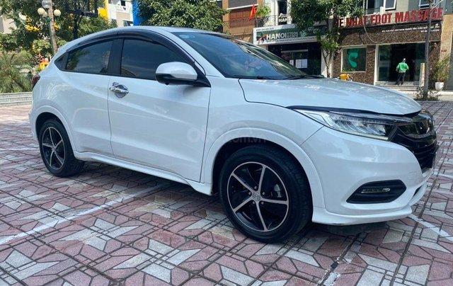 Hỗ trợ mua xe giá thấp với chiếc Honda HRV 1.8 L sản xuất 20180