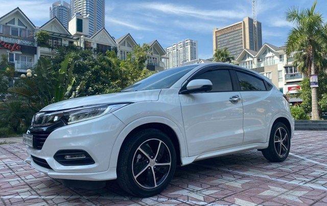 Hỗ trợ mua xe giá thấp với chiếc Honda HRV 1.8 L sản xuất 20184