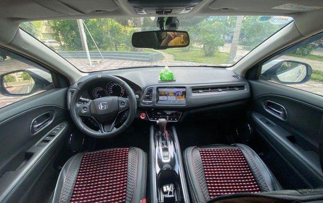 Hỗ trợ mua xe giá thấp với chiếc Honda HRV 1.8 L sản xuất 20186