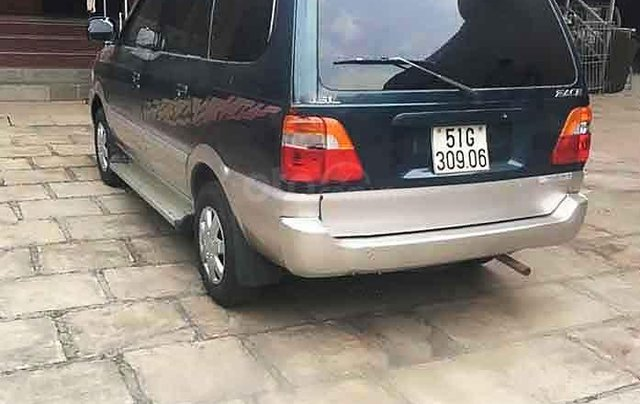 Cần bán xe Toyota Zace đời 2005, màu xanh lam0