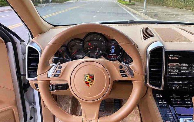 Cần bán Porsche Cayenne đời 2014, màu trắng, nhập khẩu1