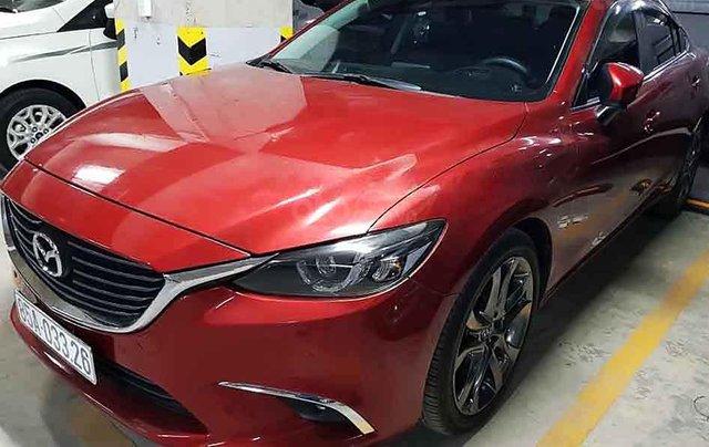 Bán Mazda 6 2018, màu đỏ chính chủ0