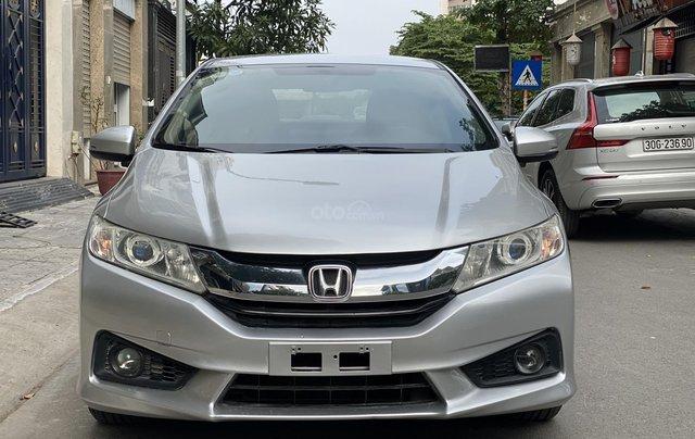 Bán nhanh Honda City 1.5G CVT sản xuất 20150