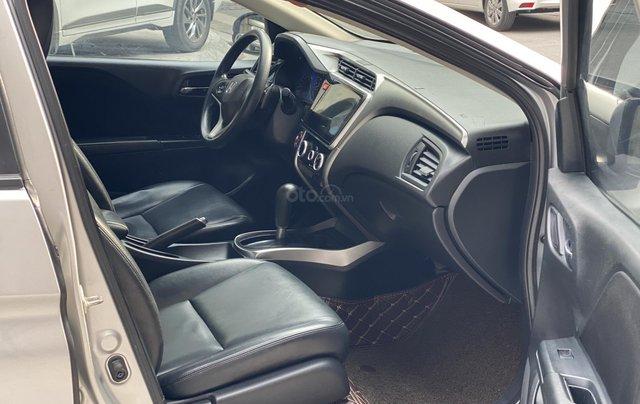 Bán nhanh Honda City 1.5G CVT sản xuất 20156