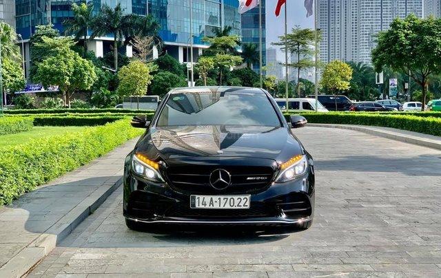Cần bán Mercedes-Benz C250 AMG, màu đen sản xuất 2015, đã đi 31.000, 1 chủ duy nhất0