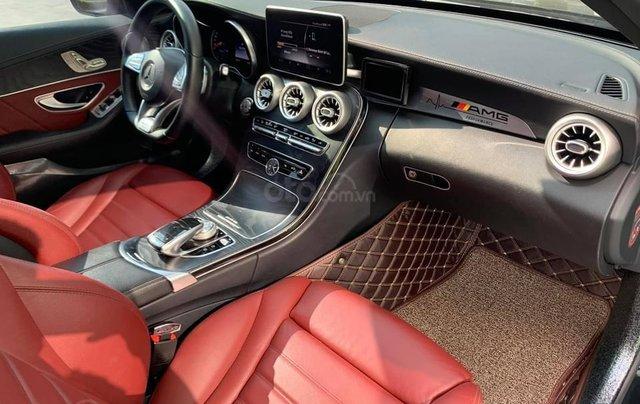 Cần bán Mercedes-Benz C250 AMG, màu đen sản xuất 2015, đã đi 31.000, 1 chủ duy nhất8