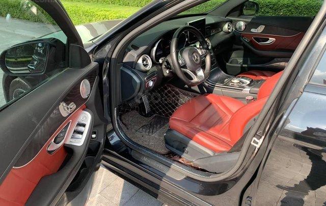 Cần bán Mercedes-Benz C250 AMG, màu đen sản xuất 2015, đã đi 31.000, 1 chủ duy nhất7
