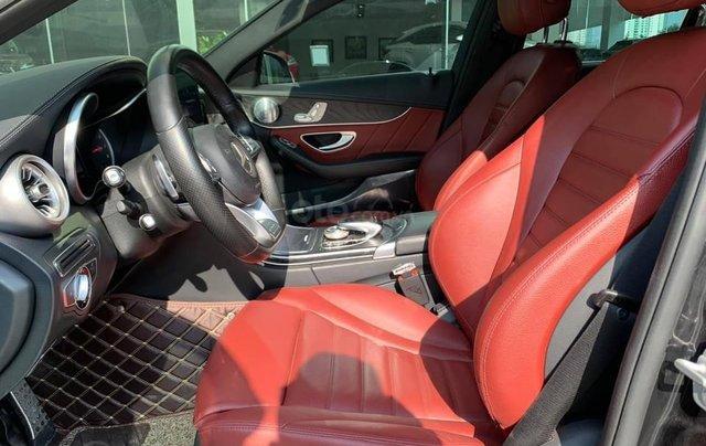 Cần bán Mercedes-Benz C250 AMG, màu đen sản xuất 2015, đã đi 31.000, 1 chủ duy nhất9