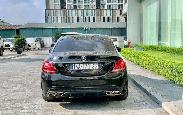 Cần bán Mercedes-Benz C250 AMG, màu đen sản xuất 2015, đã đi 31.000, 1 chủ duy nhất3