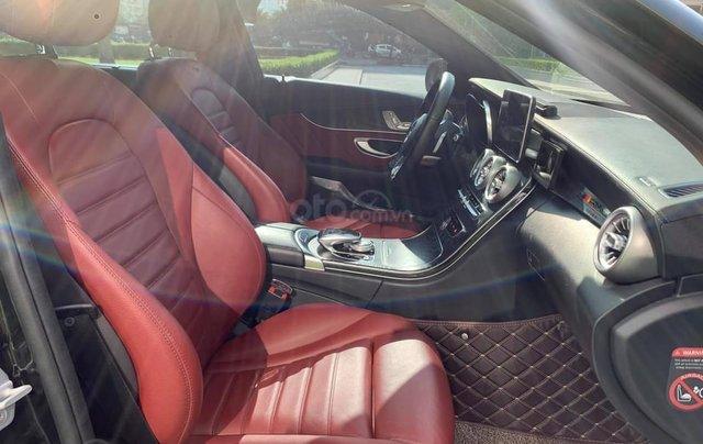 Cần bán Mercedes-Benz C250 AMG, màu đen sản xuất 2015, đã đi 31.000, 1 chủ duy nhất11