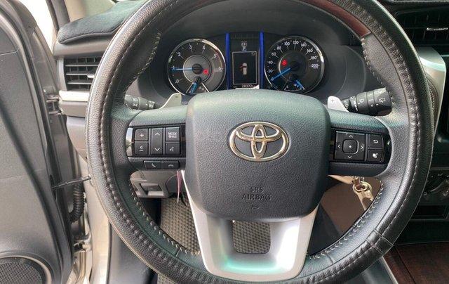 Cần bán Toyota Fortuner 2019 tự động máy dầu - nhập khẩu - đã đi 28.000km - giá 980tr6