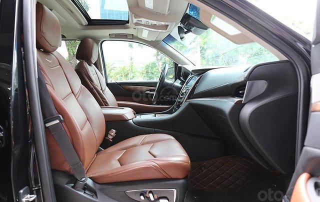 Bán xe Cadillac Escalade Premium model 2015, màu đen4