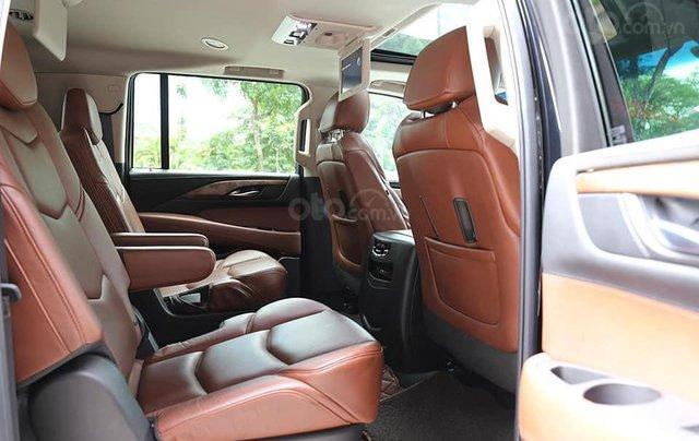 Bán xe Cadillac Escalade Premium model 2015, màu đen5