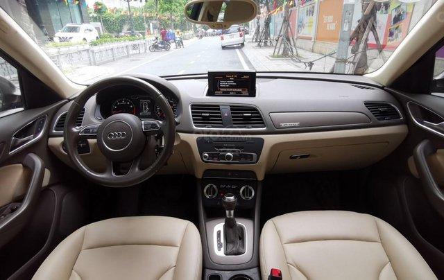 Gia đình cần bán gấp Audi Q3 sx 201510