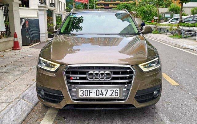 Gia đình cần bán gấp Audi Q3 sx 20156