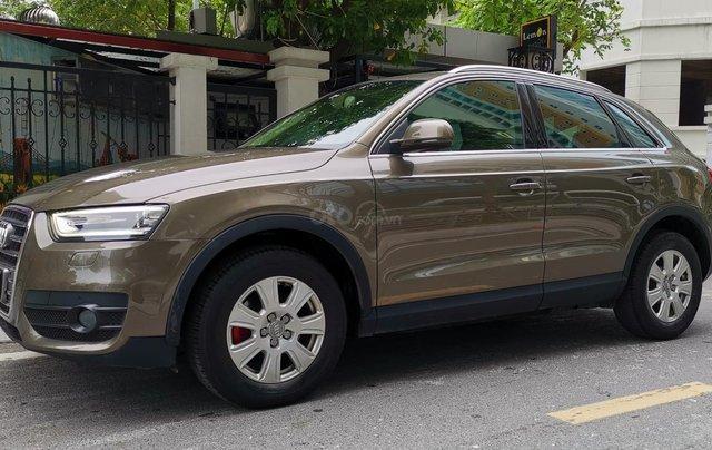 Gia đình cần bán gấp Audi Q3 sx 20157