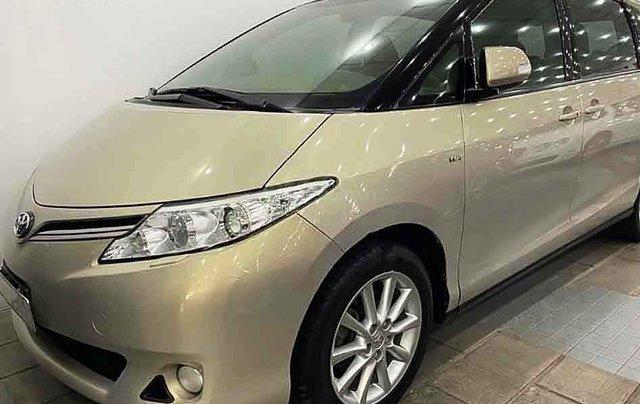 Cần bán Toyota Previa sản xuất năm 2010, màu vàng, nhập khẩu0
