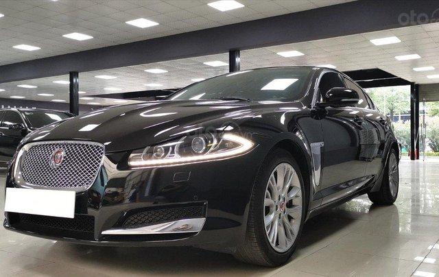Jaguar XF Premium Luxury nhập khẩu nguyên chiếc1