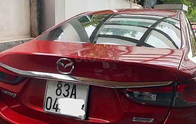 Bán xe Mazda 6 đời 2015, màu đỏ. Giá chỉ 613 triệu3