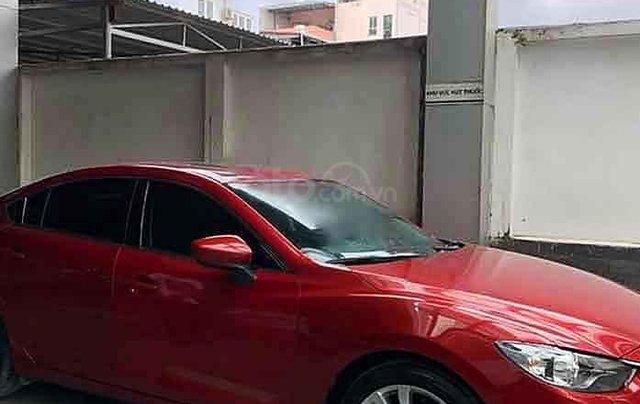 Bán xe Mazda 6 đời 2015, màu đỏ. Giá chỉ 613 triệu2