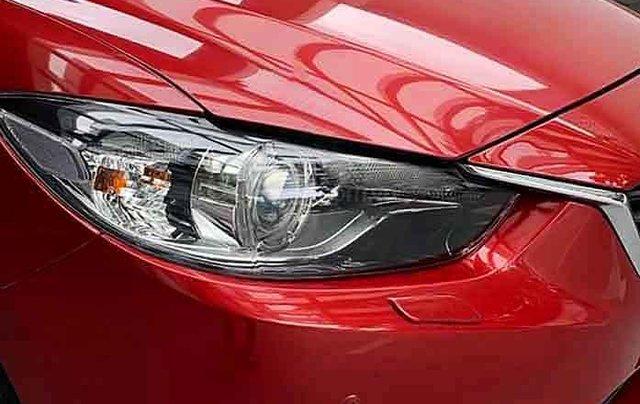 Bán xe Mazda 6 đời 2015, màu đỏ. Giá chỉ 613 triệu1