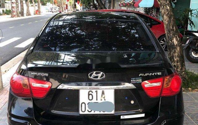 Cần bán gấp Hyundai Avante đời 2011, màu đen, xe nhập chính chủ, giá tốt1