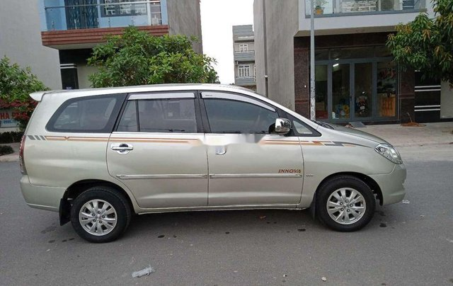 Cần bán lại xe Toyota Innova năm sản xuất 2007, màu bạc, giá 248tr2