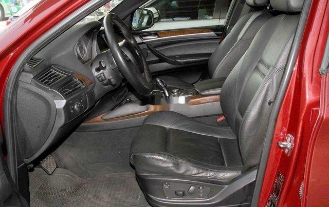 Bán ô tô BMW X6 đời 2008, màu đỏ, nhập khẩu nguyên chiếc, giá tốt5