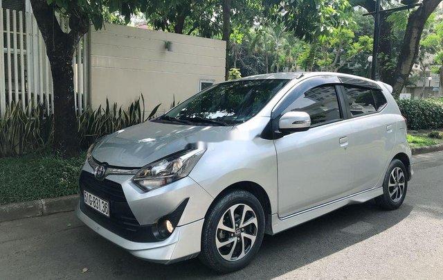 Cần bán gấp Toyota Wigo năm sản xuất 2018, nhập khẩu còn mới1