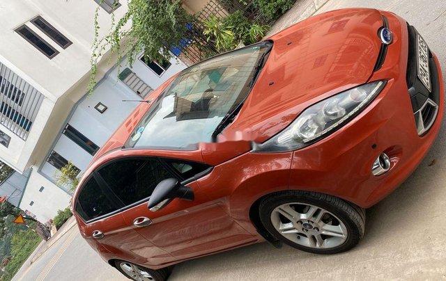 Cần bán lại xe Ford Fiesta sản xuất năm 2011, nhập khẩu còn mới8