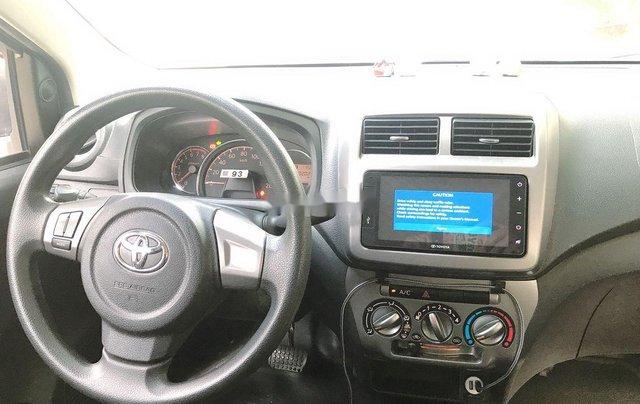 Cần bán gấp Toyota Wigo năm sản xuất 2018, nhập khẩu còn mới10
