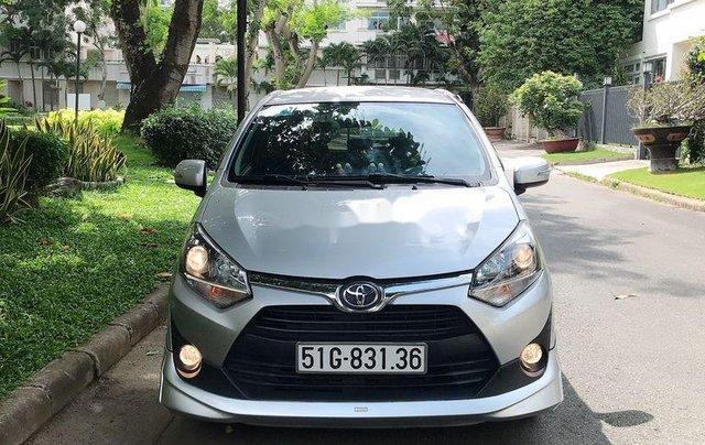 Cần bán gấp Toyota Wigo năm sản xuất 2018, nhập khẩu còn mới2