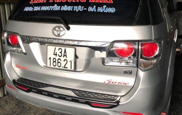 Bán xe Toyota Fortuner sản xuất năm 2016 còn mới, giá chỉ 750 triệu0