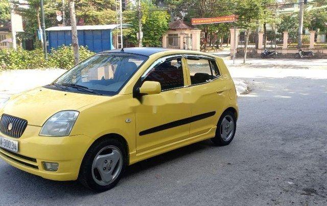 Cần bán Kia Morning năm 2004, màu vàng, giá chỉ 136 triệu4