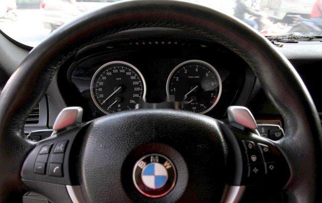 Bán ô tô BMW X6 đời 2008, màu đỏ, nhập khẩu nguyên chiếc, giá tốt10