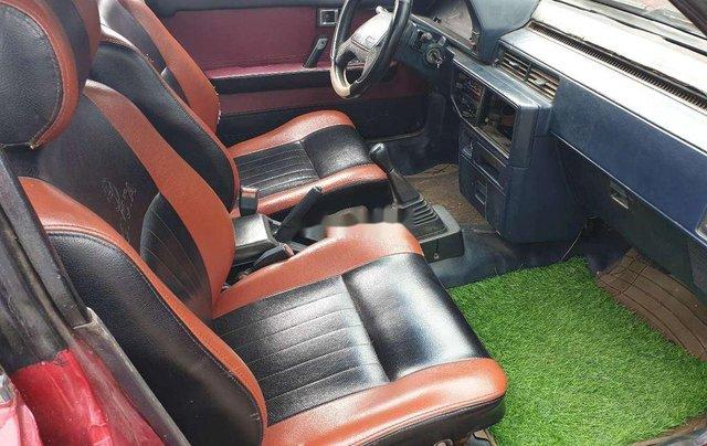 Bán Toyota Camry năm 1985, màu đỏ, xe nhập giá cạnh tranh5