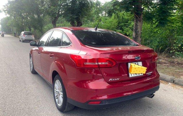 Bán Ford Focus năm 2017, màu đỏ chính chủ3