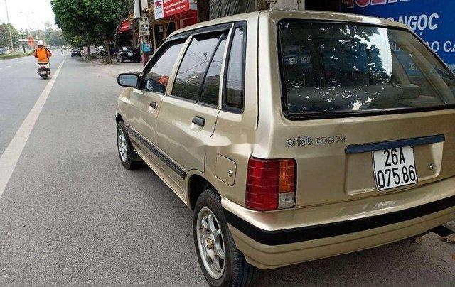 Xe Kia CD5 sản xuất năm 2002, màu vàng chính chủ4