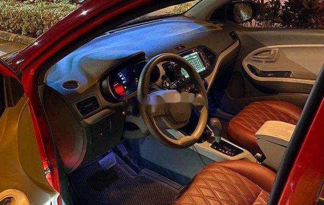 Bán xe Kia Morning Van đời 2016, màu đỏ, nhập khẩu nguyên chiếc2