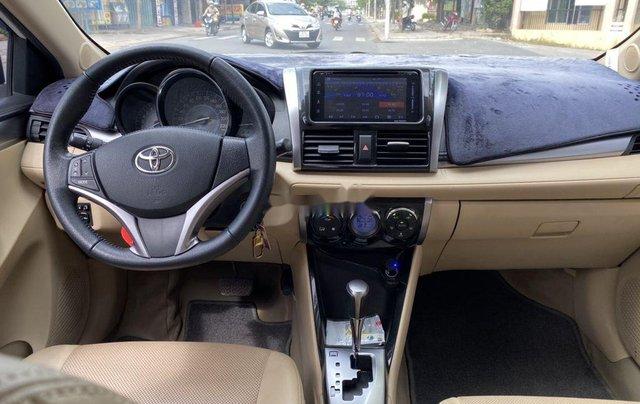 Bán ô tô Toyota Vios năm 2017 còn mới3