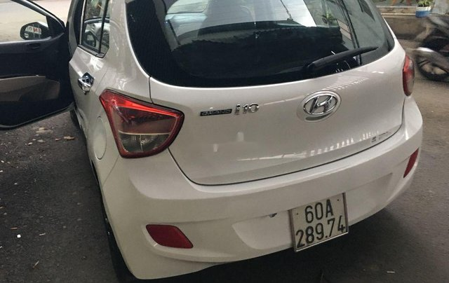 Bán xe Hyundai Grand i10 sản xuất năm 2016, nhập khẩu nguyên chiếc còn mới3