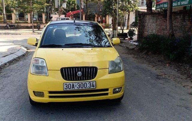 Cần bán Kia Morning năm 2004, màu vàng, giá chỉ 136 triệu1