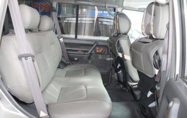 Cần bán xe Mitsubishi Pajero năm 2004, màu bạc, nhập khẩu, giá chỉ 180 triệu7