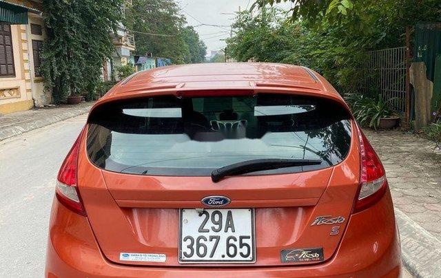 Cần bán lại xe Ford Fiesta sản xuất năm 2011, nhập khẩu còn mới4