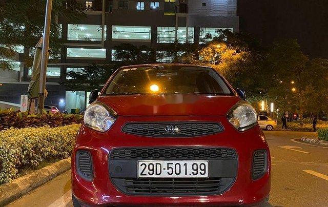 Bán xe Kia Morning Van đời 2016, màu đỏ, nhập khẩu nguyên chiếc1