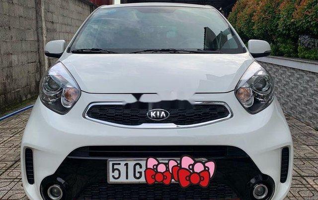Cần bán xe Kia Morning sản xuất năm 2018, màu trắng giá cạnh tranh0
