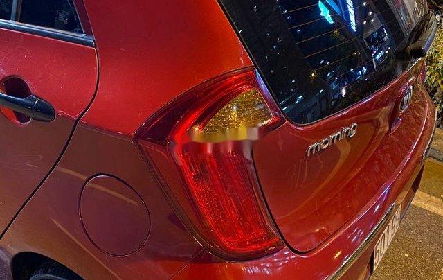 Bán xe Kia Morning Van đời 2016, màu đỏ, nhập khẩu nguyên chiếc5